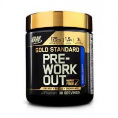 Gold Standar Pre Optimum Nutrition - Energizante