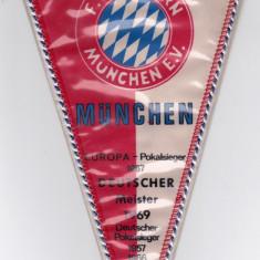 Fanion (vechi) fotbal BAYERN MUNCHEN