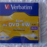 Mini DVD+ RW