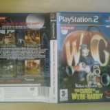 Wallace and Gormit - The curse of the Were-Rabit PS2 Playstation ( GameLand ) - Jocuri PS2, Actiune, 3+, Multiplayer