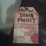 Cizme Urban Project - Cizma dama, Culoare: Din imagine, Marime: 37, Piele naturala