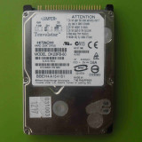 Hard Disk HDD laptop 60GB Hitachi ATA IDE - DEFECT, 41-80 GB, Rotatii: 5400, 2 MB