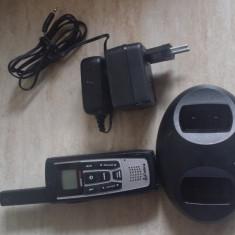 Walkie Talkie / Statie emisie receptie Cobra microtalk - 1 receptor - Statie radio