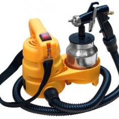 Pistol electric pentru vopsit cu minicompresor BuildXELL - 630053