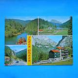 HOPCT 20287 B -LACU ROSU -VEDERE DIN STATIUNE -JUD HARGHITA [CIRCULATA] - Carte Postala Transilvania dupa 1918, Printata