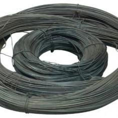 Sarma neagra maleabila RO - 3 mm