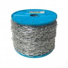 Lant comercial zincat pe rola plastic - 3.5 mm
