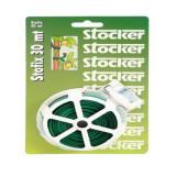 Fir din plastic (PVC) pentru legat Stofix 30 m Stocker