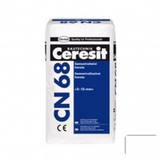Sapa autonivelanta Ceresit CN 68 - 25 kg - Ciment