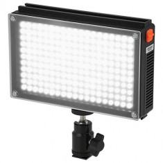 Lampa LED-209AS Bi-Color Video-DSLR KIT 1xSony NP-570 - Lumini Studio foto Alta