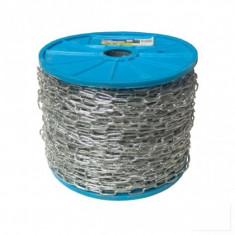 Lant comercial zincat pe rola plastic - 4.5 mm