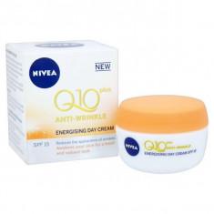NIVEA Q10 PLUS CREMA DE ZI ANTI-RID - Crema antirid
