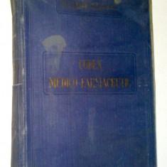 Codex Medico- farmaceutic - N. T. Deleanu si L. Coniver - Iasi 1927 - Carte Farmacologie