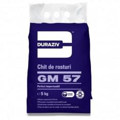 Chit de rosturi Duraziv GM 57 brun - 5 kg