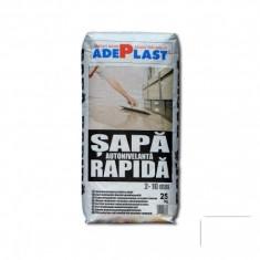 Sapa autonivelanta rapida SA Rapida - 25 kg - Ciment