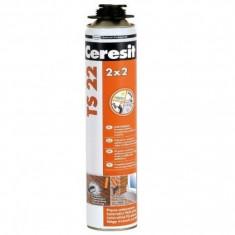 Spuma poliuretanica Ceresit TS 22 - 750 ml