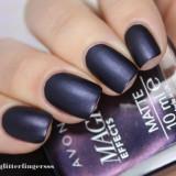Oja Avon Magic Effects - Matte nuanta Inky blue
