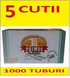 Tuburi tigari, filtre tigari PRIMUS MULTIFILTER CU CARBON ACTIV - foite tigari