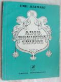 EMIL BRUMARU - ADIO, ROBINSON CRUSOE (VERSURI, editia princeps - 1978)