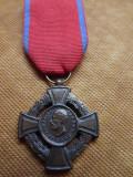 VIRTUTEA MILITARA  CAROL  DOMN  1880 CLASA  II