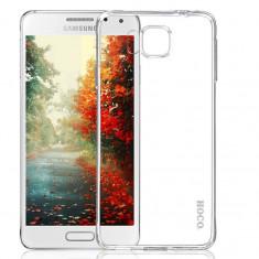 Husa HOCO ultra slim 0.6 mm, SAMSUNG GALAXY ALPHA, gel TPU, transparent 100% - Husa Telefon
