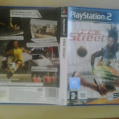 FIFA Street - JOC PS2 Playstation ( GameLand ) - Jocuri PS2, Sporturi, Toate varstele, Multiplayer