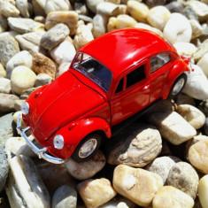Masina de Colectie / Macheta Volkswagen Beetle / Broscuta / Metalica NOU - Macheta auto, 1:32