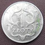 POLONIA 1 ZLOTY 1929 WCC:y14