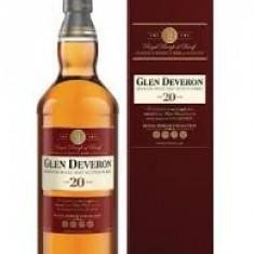whisky glen deveron 20 ani vechime