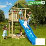 Loc de joaca pentru copii Jungle Gym Lodge