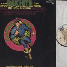 Rak Hits Vol. 1 (1975, EMI) Disc vinil compilatie rock, pop