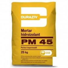 Mortar hidroizolant Duraziv PM 45 - 25 kg - Ciment