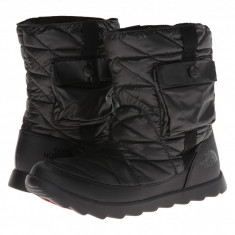 The North Face ThermoBall™ Bootie | Produs 100% original, import SUA, 10 zile lucratoare - z11409 - Cizma dama The North Face, Textil, Negru
