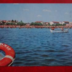 SEPT15-Vedere/Carte postala-Navodari-Plaja-circulata - Carte Postala Banat dupa 1918, Printata