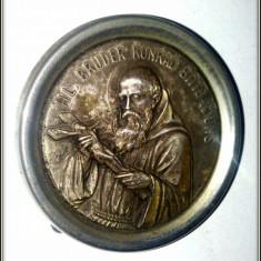 Iconita catolica argintata - H.L. BRUDER KONRAD