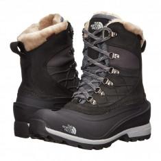 The North Face Chilkat 400 | Produs 100% original, import SUA, 10 zile lucratoare - z11409 - Cizma dama The North Face, Negru