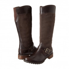 Timberland Earthkeepers Bethel Tall Boot | Produs 100% original, import SUA, 10 zile lucratoare - z11409 - Cizma dama Timberland, Piele naturala, Maro