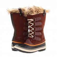 SOREL Joan of Arctic™ | Produs 100% original, import SUA, 10 zile lucratoare - z11409 - Cizma dama Sorel, Piele naturala, Maro