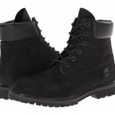 "Timberland 6"" Premium Boot   Produs 100% original, import SUA, 10 zile lucratoare - z11409 - Gheata dama Timberland, Negru"