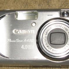 Camera Foto CANON A430 PC1186 DEFECT - Aparat Foto compact Canon