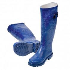 Cizme de cauciuc pentru ploaie Stocker marimea 38 albastru