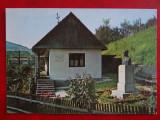 SEPT15-Vedere/Carte postala-Nasaud-Muzeul Liviu Rebreanu-necirculata, Circulata, Printata
