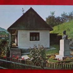 SEPT15-Vedere/Carte postala-Nasaud-Muzeul Liviu Rebreanu-necirculata - Carte Postala Banat dupa 1918, Printata