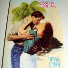 Texas Chase- Sandra Brown