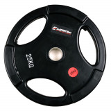 Greutate inSPORTline 25kg/50mm Olympic, Discuri greutati