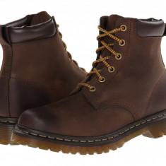 Dr. Martens 939 6-Eye Boot | Produs 100% original, import SUA, 10 zile lucratoare - z11409 - Gheata dama Dr Martens, Maro