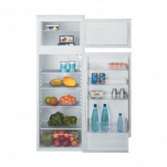 Frigider 2 usi Candy CFBD 2650 E, Independent, Automat, Numar usi: 2, Alb