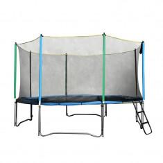 Trambulina set Top Jump 244 cm - Trambulina copii inSPORTline