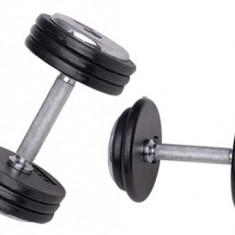Gantera profi inSPORTline 45 kg, Peste 40, Gantere
