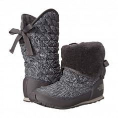 The North Face ThermoBall™ Roll-Down Bootie II | Produs 100% original, import SUA, 10 zile lucratoare - z11409, Gri, Textil, The North Face